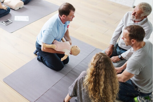 American Safety & Health Institute CPR, AED & First Aid Training