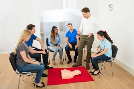 MEDIC First Aid, CPR, AED & First Aid Training for Organizations