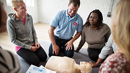 CPR, AED and First Aid Combo