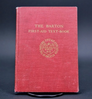 The Barton First Aid Text-Book