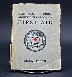 Red Cross Book