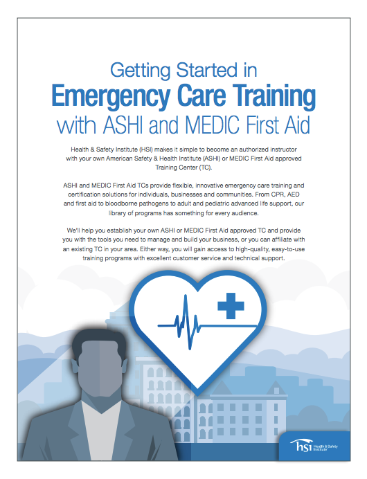 Ashi And Medic First Aid Resources Video