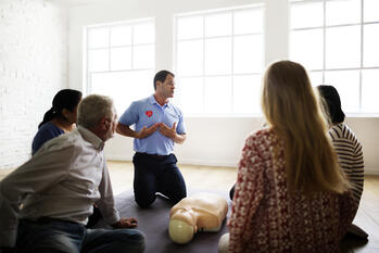 CPR and First Aid Approved Instructor ASHI Medic