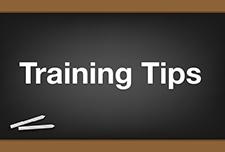 Training Tips_225x152