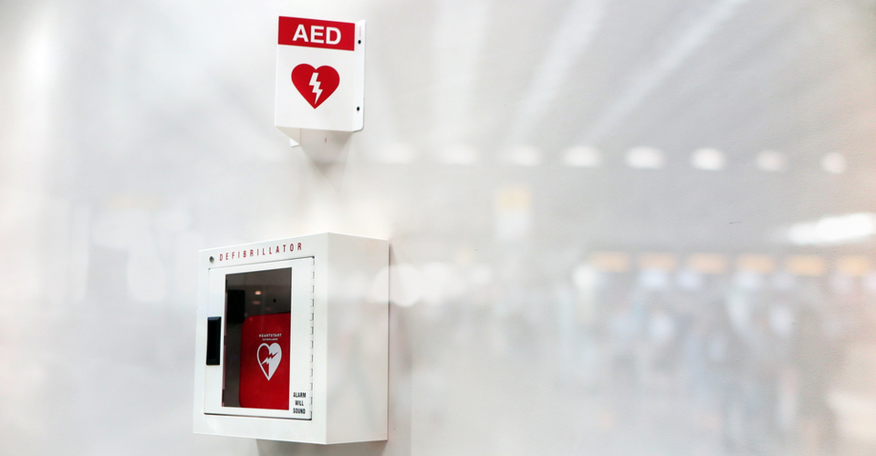 Purchasing an AED