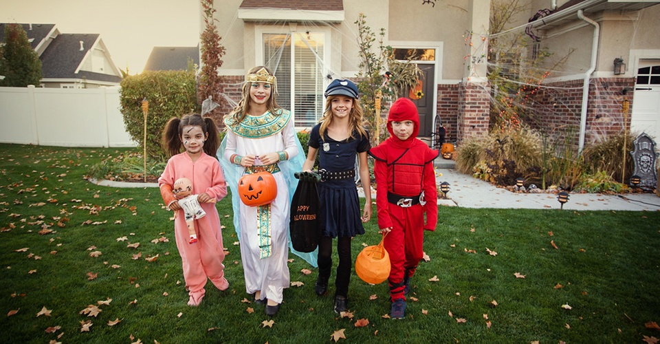 Halloween Candy And Choking Hazards