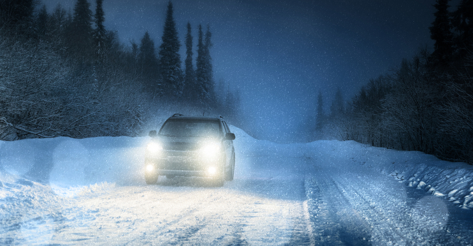 Winter Road Safety