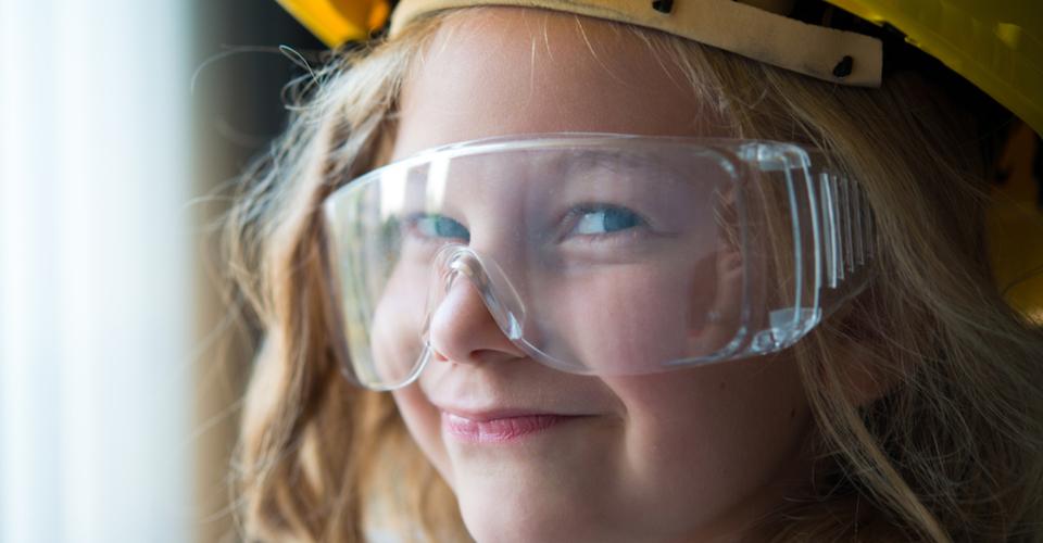 Children's Eye Safety: Preventing Injuries